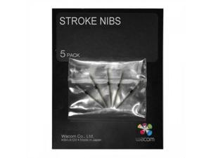 WACOM Stroke Pen Nibs (pack of 5 ) for Intuos4 Large, Medium, Small, Wireless, X-Large (ACK-20002)