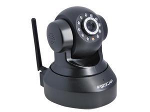Foscam FI8918WB 640 x 480 MAX Resolution RJ45 Wireless/Wired Pan & Tilt IP/Network Camera