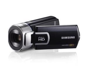 SAMSUNG QF30 high definition camcorder - black
