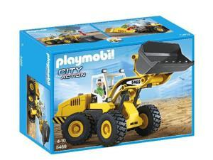PLAYMOBIL City Action - Large Front Loader - 5469