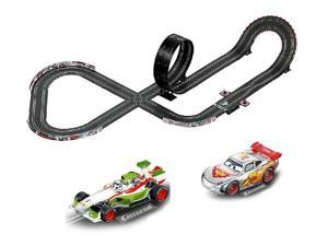 CARRERA Disney/Pixar Cars track - Silver Racers