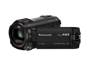 PANASONIC HC-W850 - black - camcorder