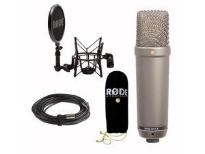 Rode NT1-A Stereo Matched Pair Vocal Condenser Microphone