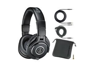 Audio Technica ATH-M40X Closed-Back Monitoring Headphones