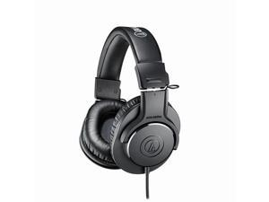 Audio Technica ATH-M20X Closed-Back Headphones