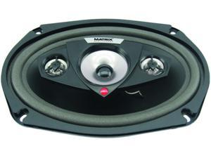 "Matrix RSX690 6"" x 9"" 300 Watt 4 Way Speakers(pair)"