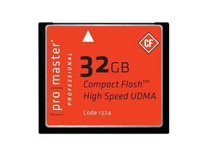 ProMaster Professional Compact Flash 1000X - 32GB