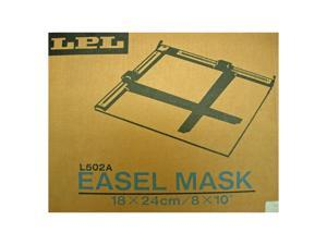 LPL 2 Blade Easel Mask, 8x10 Inch (18cm x 24cm)