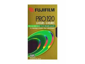 FUJIFILM Pro T-120 - VHS tape