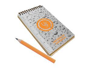 Ultimate Survival Technologies Waterproof Notebook, 4 x 6-Inch