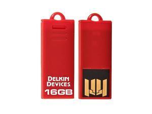 Delkin Tiny USB Flash Drive 16GB
