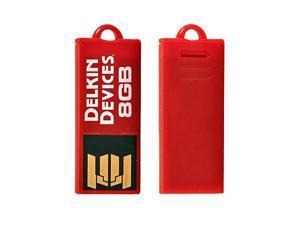 Delkin Tiny USB Flash Drive, 8GB