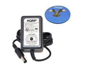 HQRP AC Power Adapter Battery Charger for Dyson DC31 DC34 DC35 DC44 DC45 DC56 plus HQRP Coaster