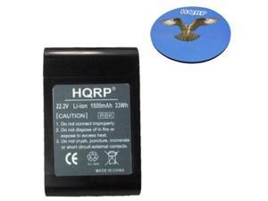 HQRP Battery for Dyson DC31, DC34, DC35, DC44, DC45 Series plus HQRP Coaster