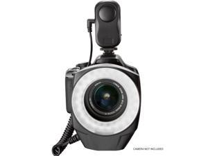 Sony Alpha a5100 Dual Macro LED Ring Light / Flash - Applicable For All Sony Lens (Includes Mounting Bracket)