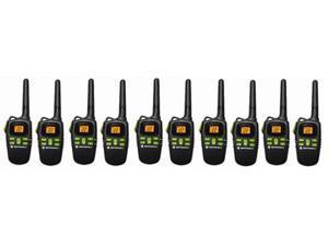 Motorola MD200R Talkabout Two Way Radio Walkie Talkie 20 Mile 10 Pack New