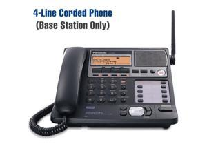 Panasonic KX-TG4500B Base Only 4-Line Phone System