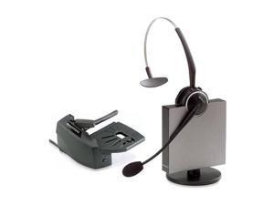 Jabra GN9125 Mono Flex NC Wireless Headset & Lifter w/ PeakStop Technology