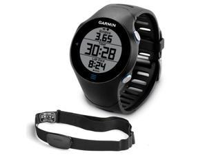 Garmin Forerunner610 Watch with Heart Rate Monitor 010-00947-10