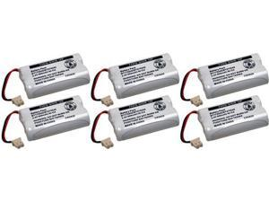 Battery for VTech BT275242 (6 Pack) Replacement Battery