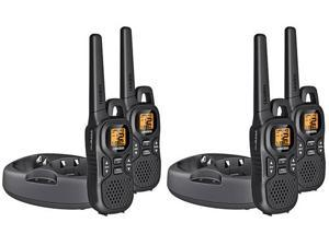 Uniden GMR2638-2CK (4-Pack) Weather Resistant 26 Mile Range Two Way Radio