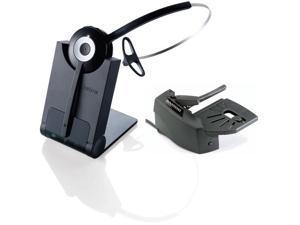 Jabra PRO 920 Mono Wireless Headset W/ Lifter & DECT 6.0 Tech Noise-Canceling Microphone