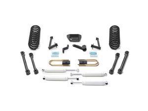 "Fabtech K3033 6"" Performance System w/ Performance Shocks - 2009-13 Dodge 2500/3500 4WD Gas Only"