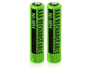 New Replacement Battery for Clarity D714 (2 Pack)
