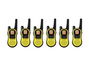 Motorola MH230R 6 Pack Two Way Radio  Walkie TalkieMotorola MH230R 6 Pack Two Way Radio  Walkie Talkie