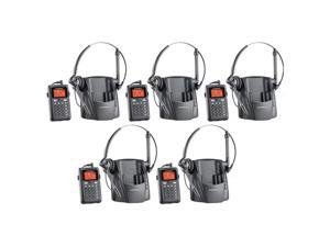 Plantronics CT14 5-Pack CT14 DECT 6.0 Cordless Telephone Headset Phone