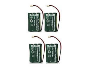 Replacement Battery for AT&T 27910 (4-Pack) Replacement Battery for AT&T Phones