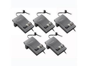 Plantronics Vista M22 (5-Pack) Phone Headset Amplifier w/ Clearline Audio Technology