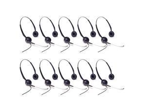 Jabra Binaural GN2115 Headset W/ ATL Technology (5-Pack)
