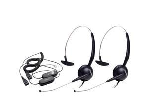 Jabra GN2110 ST Mono Headset W/ GN1200 Cable (2-Pack)