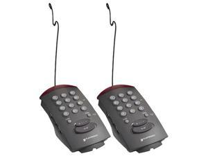 Plantronics T10H (2-Pack) Single-Line Telephone Amplifier