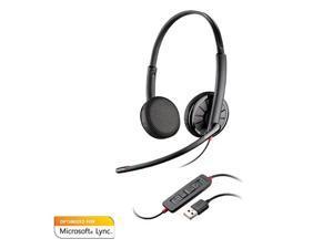 Plantronics Blackwire C325-M Stereo Corded Headset