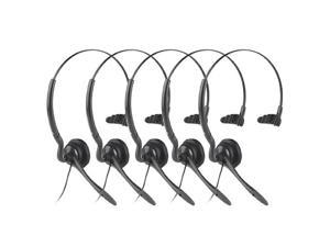 Plantronics T10 Spare 45647-04 (5-Pack) Headset
