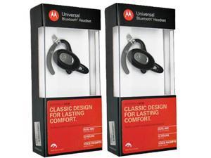 Motorola H730 (2-Pack) Bluetooth Headset
