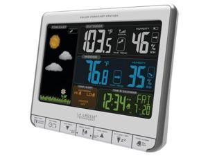 La Crosse Technology LCR3081412SG Color Weather Station