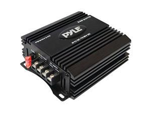 Pyle Audio PYLPSWNV240b Pyle PSWNV240 24V DC to 12V DC Power Step Down 240 Watt Converter with PMW Technology