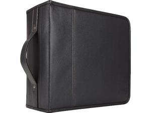 Case Logic KSW320b Case Logic KSW-320 Koskin 336 Capacity CD/DVD Prosleeves Wallet (Black)