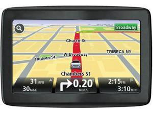 TomTom VIA1505TM Large-Screen GPS System