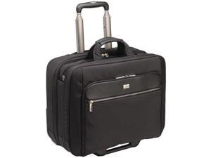 case logic CSLGCLRS117B Case Logic CLRS Security Friendly Rolling 17-Inch Laptop Case (Black)