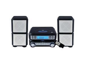 SYLVANIA CURSRCD635B SYLVANIA SRCD635 AM/FM CD Micro System