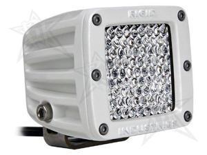 Rigid Industries 44265W Rigid Industries 60251 M-Series 60 Dually Lens LED Light,  Set of 2