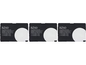 Motorola Bz60 3-Pack Phone Battery