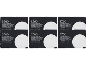 Motorola Bz60 6-Pack Phone Battery