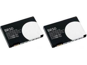 Replacement Battery  BR50 / BR56 / MOTV3CBATS / SNN5794A  For Motorola 2 pk