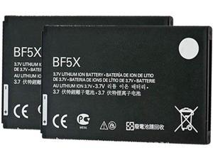Motorola Bat-BF5X 2 Pack Motorola Cell Phone Battery