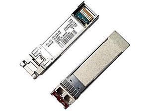 Cisco SFP-10G-SR-S= Cisco 10GBASE-SR SFP+ Module for MMF - For Data Networking, Optical Network - 1 x 10GBase-SR - Optical Fiber - 1.25 GB/s 10 Gigabit Ethernet10